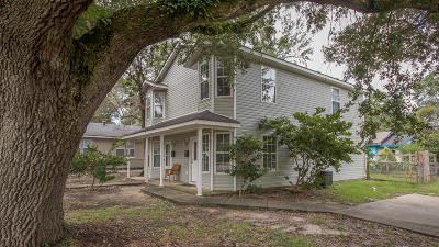 Gulfport MS Multi Family Home For Sale: $121,000