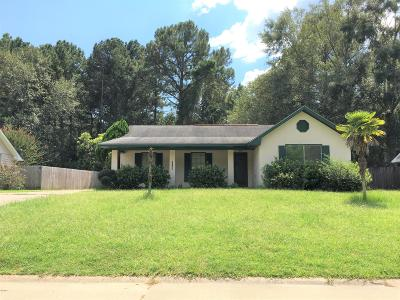 Gulfport MS Single Family Home For Sale: $135,000