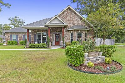 Biloxi Single Family Home For Sale: 9416 Woodrow Pl