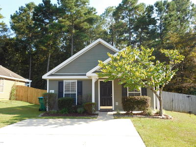Gulfport MS Single Family Home For Sale: $122,999