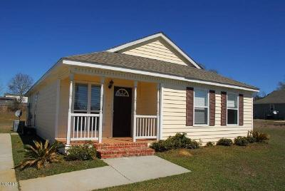 Saucier Single Family Home For Sale: 19180 N Clairmonte St