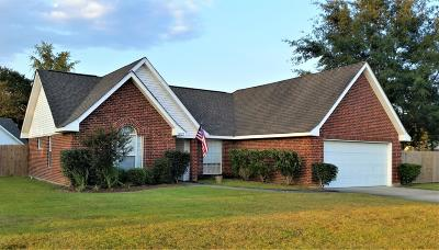 Gulfport MS Single Family Home For Sale: $144,900