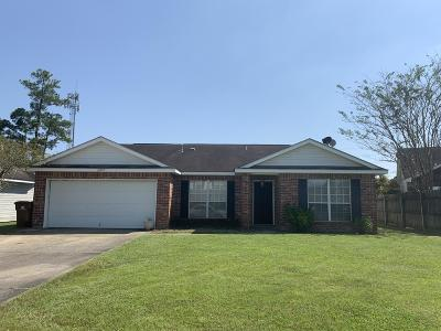Gulfport MS Single Family Home For Sale: $149,000