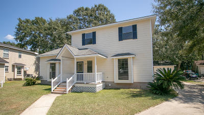 Gulfport MS Single Family Home For Sale: $169,900