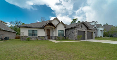Biloxi Single Family Home For Sale: 709 Champagne Dr