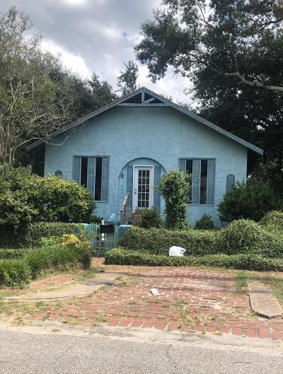 Gulfport MS Single Family Home For Sale: $60,000