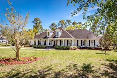 Ocean Springs Single Family Home For Sale: 5809 Olde Oak