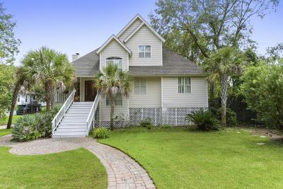 Ocean Springs Single Family Home For Sale: 411 Wulff Dr