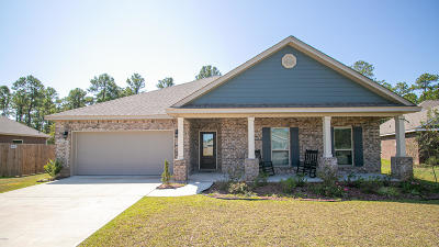 Biloxi Single Family Home For Sale: 9022 River Birch Dr