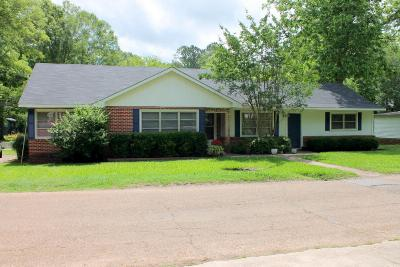 Louisville MS Single Family Home Sold: $65,000