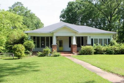 Louisville MS Single Family Home Sold: $56,500