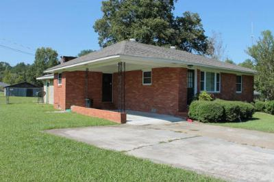 Louisville MS Single Family Home Sold: $86,000