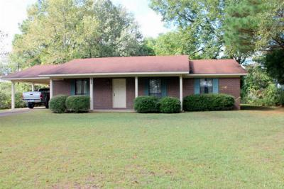 Louisville MS Single Family Home Sold: $64,500