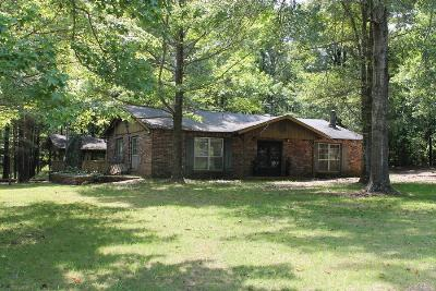 Louisville MS Single Family Home Sold: $179,000