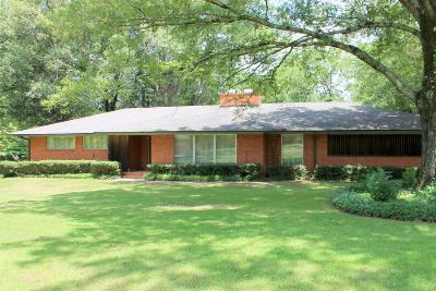 Louisville MS Single Family Home Sold: $129,900