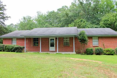 Louisville MS Single Family Home Sold: $89,500