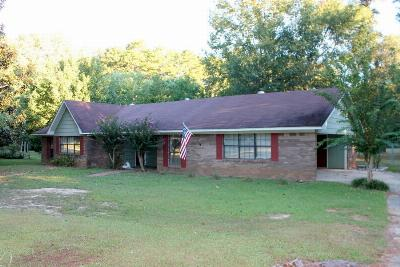 Louisville MS Single Family Home Sold: $124,500