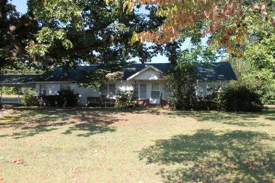 Louisville MS Single Family Home Sold: $99,900