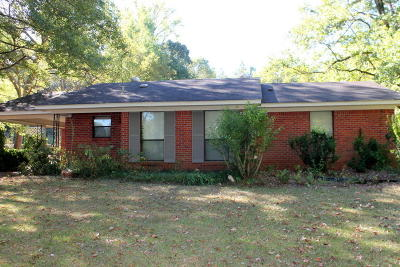 Louisville MS Single Family Home Sold: $39,500