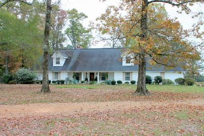 Louisville MS Single Family Home Sold: $235,000
