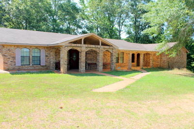 Louisville MS Single Family Home For Sale: $105,000