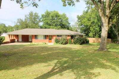 Louisville MS Single Family Home Sold: $140,000