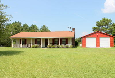 Single Family Home Sold: 1290 Puckett Rd