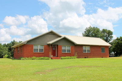 Louisville MS Single Family Home For Sale: $144,500