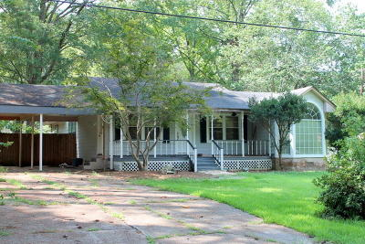 Louisville MS Single Family Home Sold: $62,000