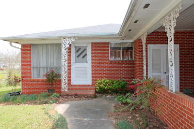 Noxapater MS Single Family Home For Sale: $69,000