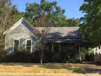 West Point MS Single Family Home For Sale: $29,900