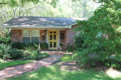 Single Family Home For Sale: 193 Pontotoc St