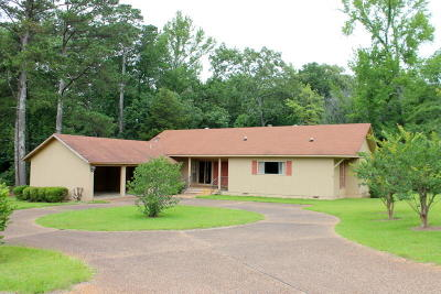 Louisville MS Single Family Home Sold: $95,500