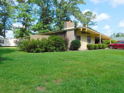 Louisville MS Single Family Home Sold: $95,000