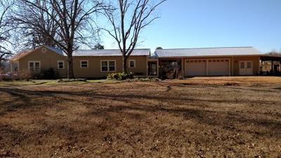 Sturgis Single Family Home For Sale: 500 Smith Rd
