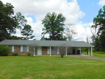Louisville MS Single Family Home Sold: $75,000