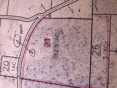 Winston County Residential Lots & Land For Sale: Miller Rd