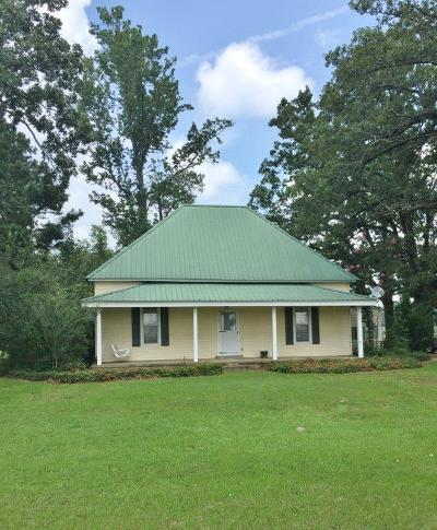 Sturgis Single Family Home For Sale: 4896 Morgantown Rd