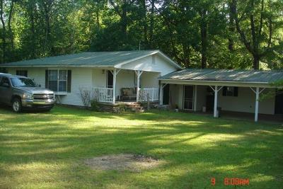 Winston County Single Family Home For Sale: 1170 Edgar Steed Rd