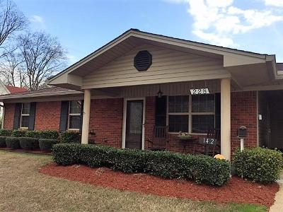 West Point MS Single Family Home Sold: $125,000
