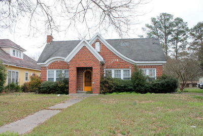 Louisville MS Single Family Home For Sale: $79,900