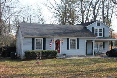 Louisville MS Single Family Home Sold: $110,000