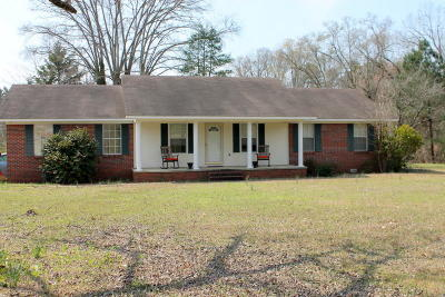 Single Family Home Sale Pending: 4906 Brooksville Rd