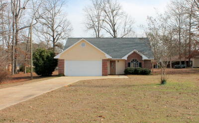 Louisville MS Single Family Home Sold: $105,000