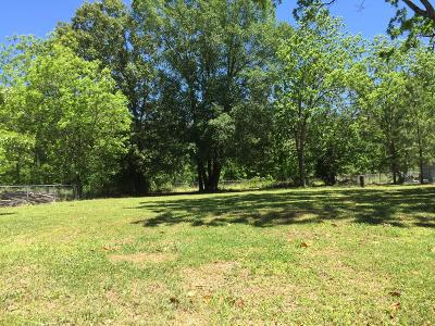 West Point MS Residential Lots & Land For Sale: $7,000