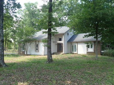 West Point MS Single Family Home For Sale: $179,900