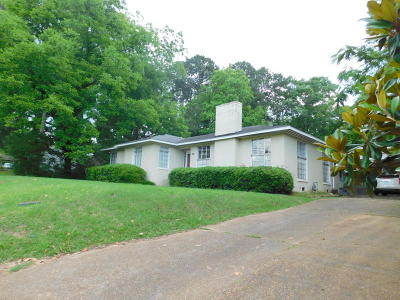 Louisville MS Single Family Home For Sale: $89,900