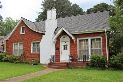 Louisville MS Single Family Home For Sale: $115,000