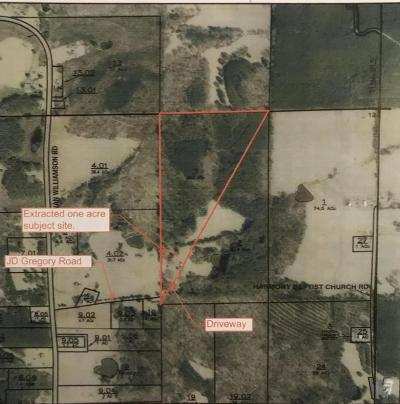 Louisville MS Residential Lots & Land For Sale: $59,000