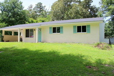 Louisville MS Single Family Home For Sale: $125,000